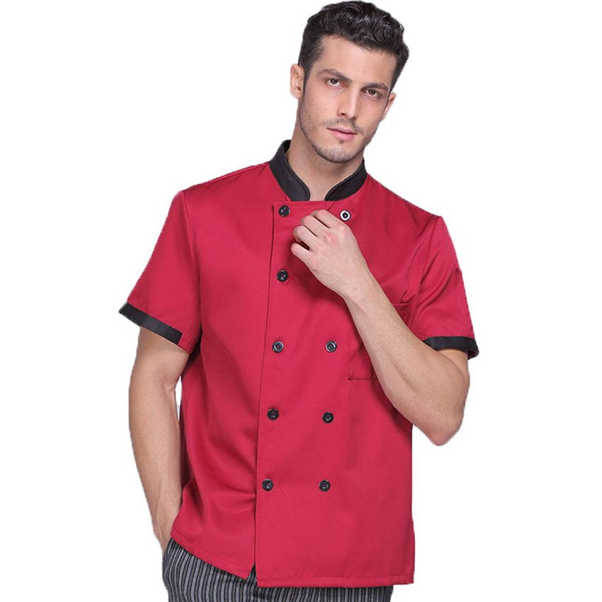 Áo Bếp Mẫu 10