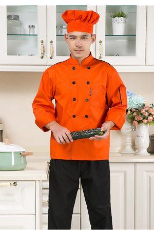 Áo Bếp Mẫu 11