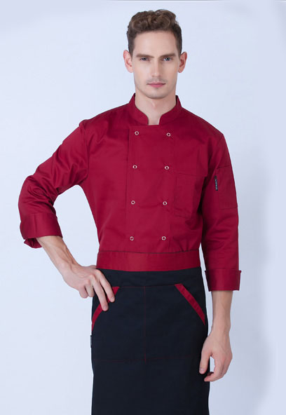Áo Bếp Mẫu 16