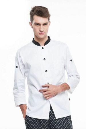 Áo Bếp Mẫu 17