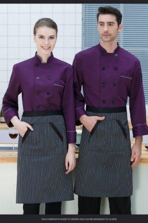 Áo Bếp Mẫu 19