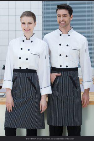 Áo Bếp Mẫu 21