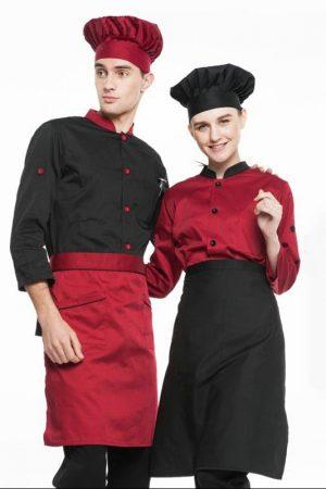 Áo Bếp Mẫu 22