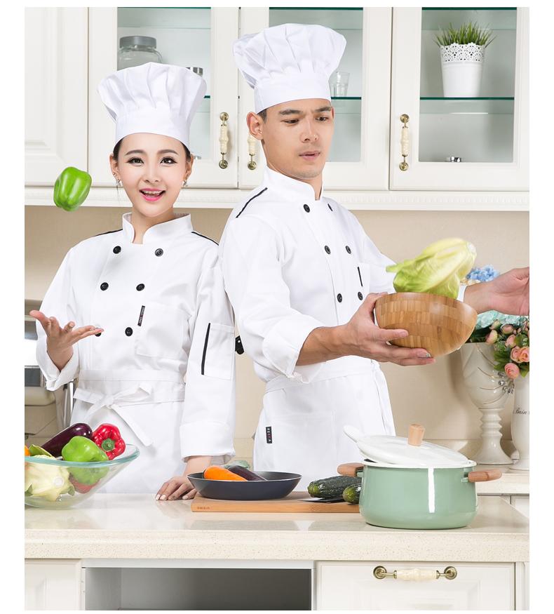 Áo Bếp Mẫu 25