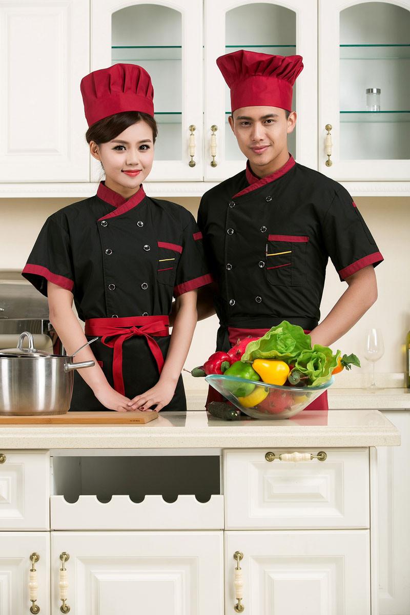 Áo Bếp Mẫu 26