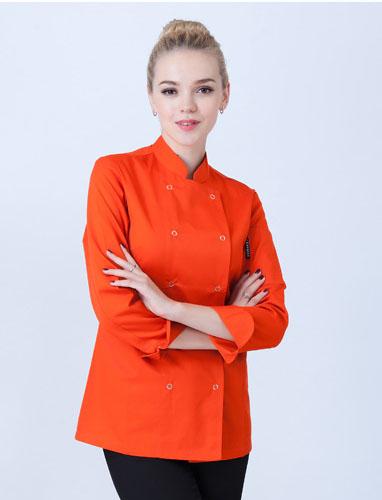 Áo Bếp Mẫu 3