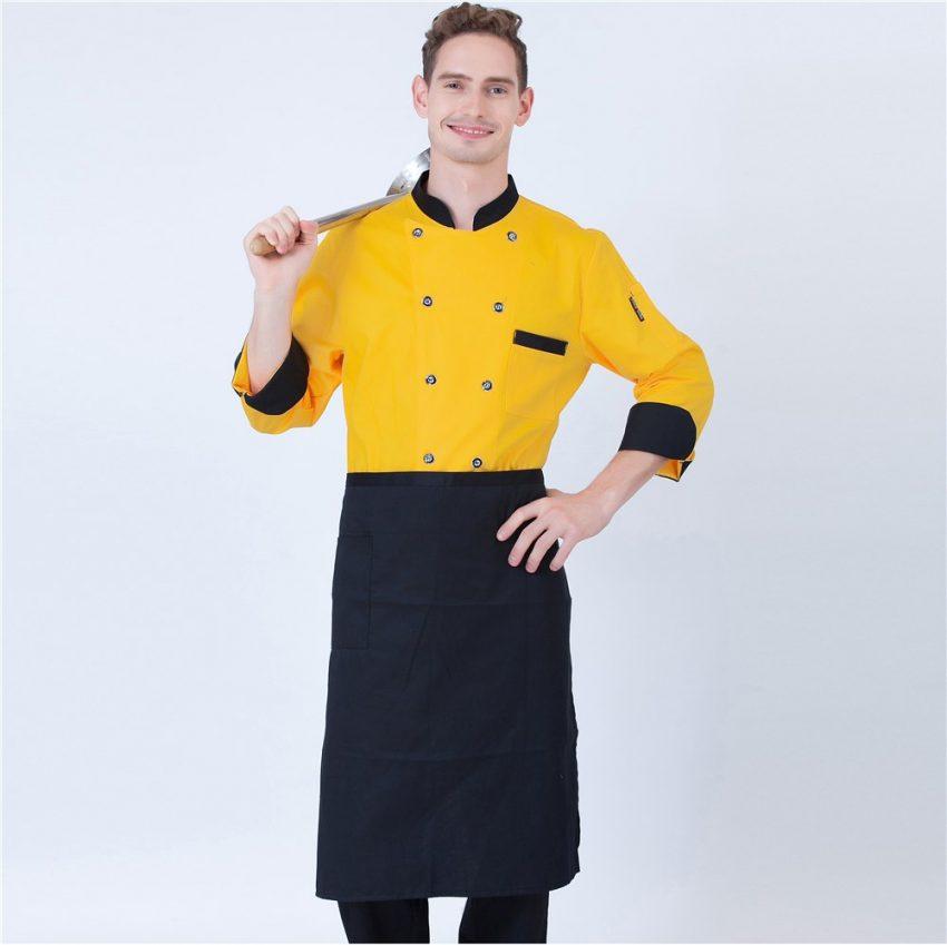 Áo Bếp Mẫu 5