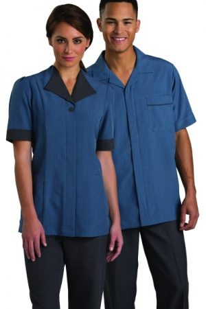 Đồng phục tạp vụ mẫu 11