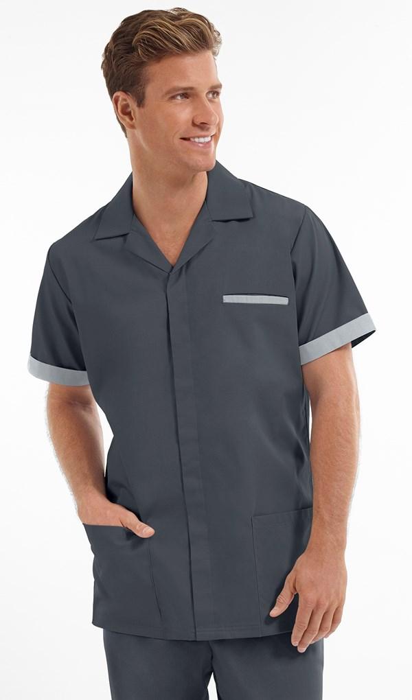Đồng phục tạp vụ mẫu 6