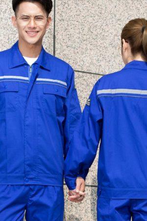 Quần áo bảo hộ mẫu 1