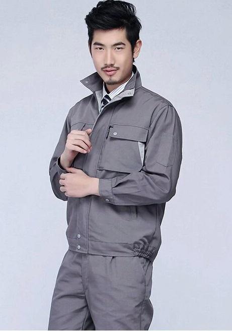 Quần áo bảo hộ mẫu 14