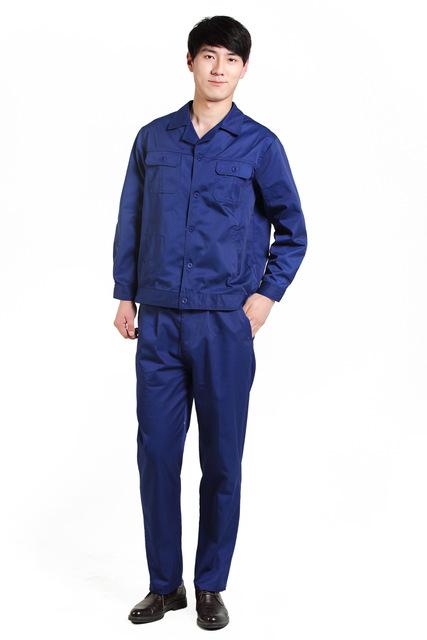 Quần áo bảo hộ mẫu 2