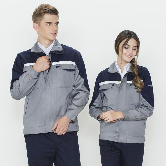 Quần áo bảo hộ mẫu 4