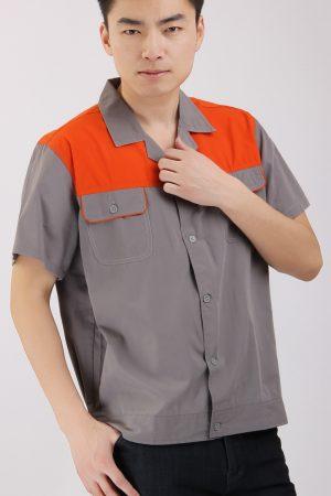 Quần áo bảo hộ mẫu 5