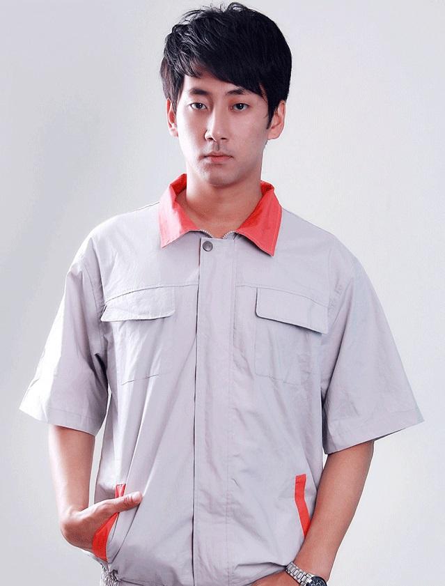 Quần áo bảo hộ mẫu 6