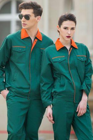 Quần áo bảo hộ mẫu 9
