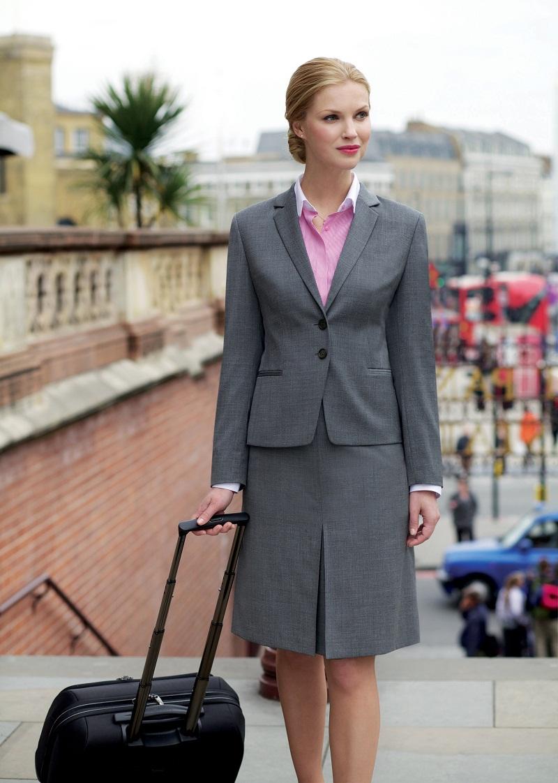 Vest nữ mẫu 14