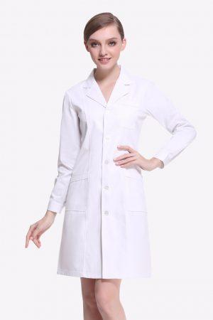 Áo Blouse bác sĩ mẫu 10