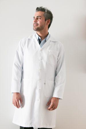 Áo Blouse bác sĩ mẫu 2