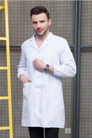 Áo Blouse bác sĩ mẫu 5