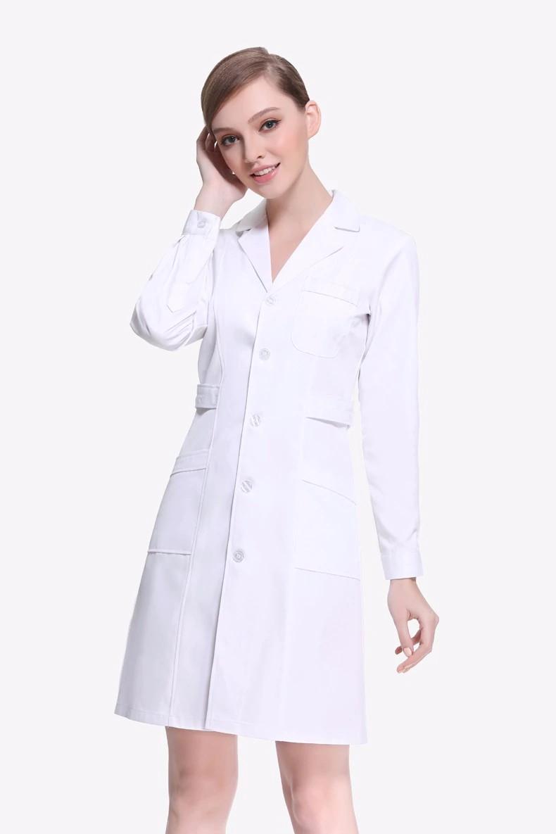 Áo Blouse bác sĩ mẫu 6