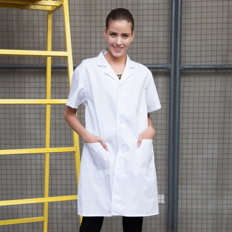 Áo Blouse bác sĩ mẫu 7
