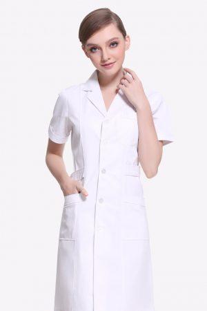 Áo Blouse bác sĩ mẫu 8