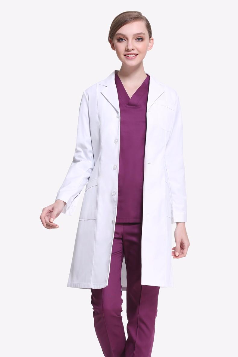 Áo Blouse bác sĩ mẫu 9