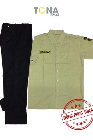 Áo bảo vệ rêu tay ngắn có sẵn mẫu 1