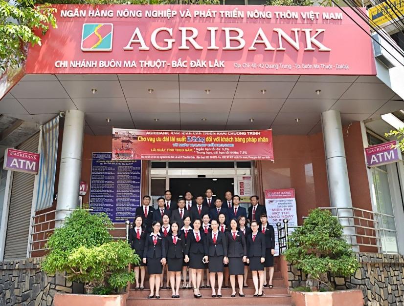 Đồng phục ngân hàng Agribank