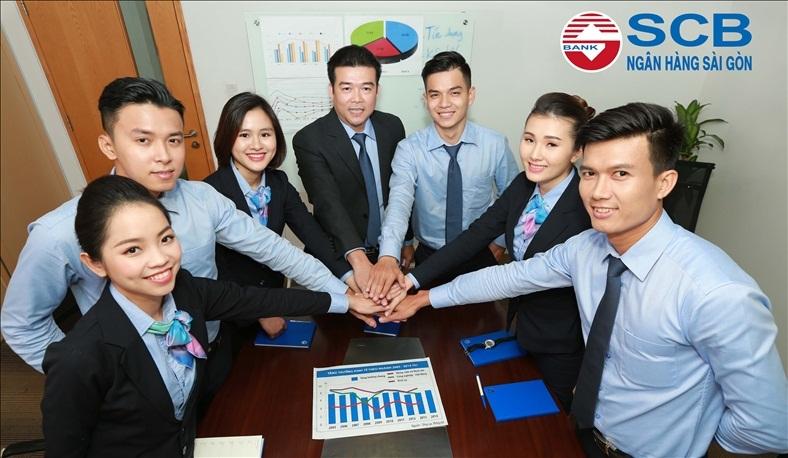 Đồng phục ngân hàng TMCP Sài Gòn (SCB)