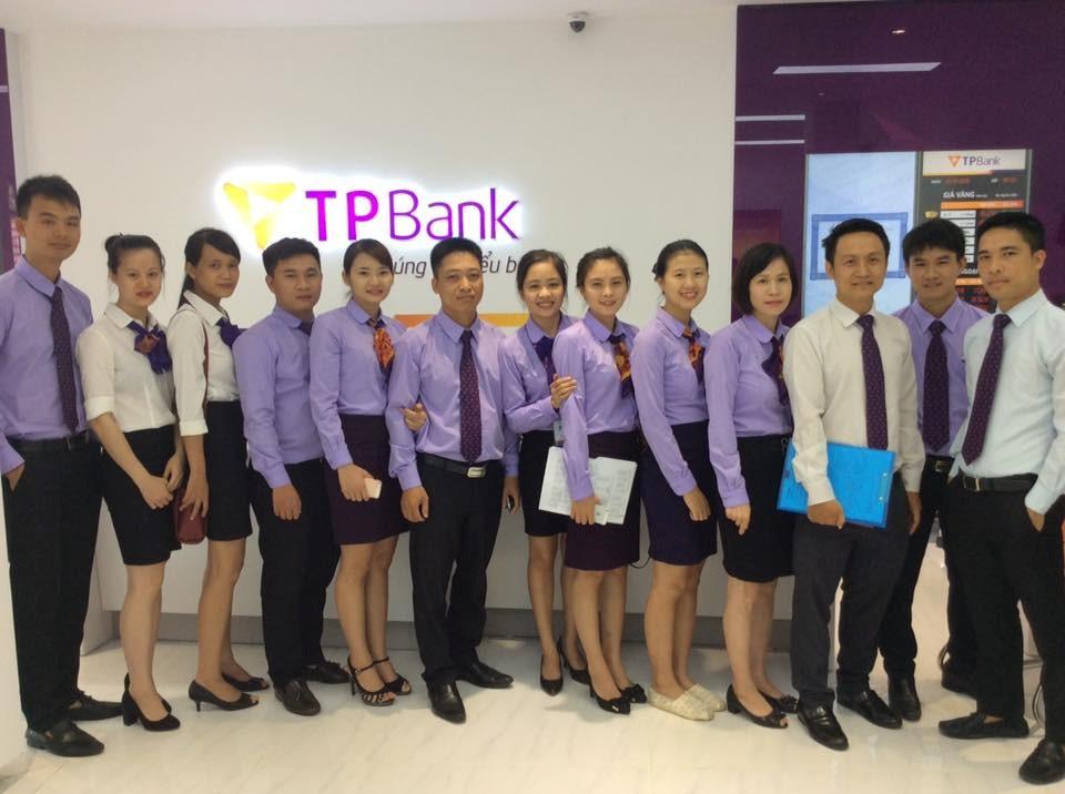 Đồng phục ngân hàng Tiên Phong Bank