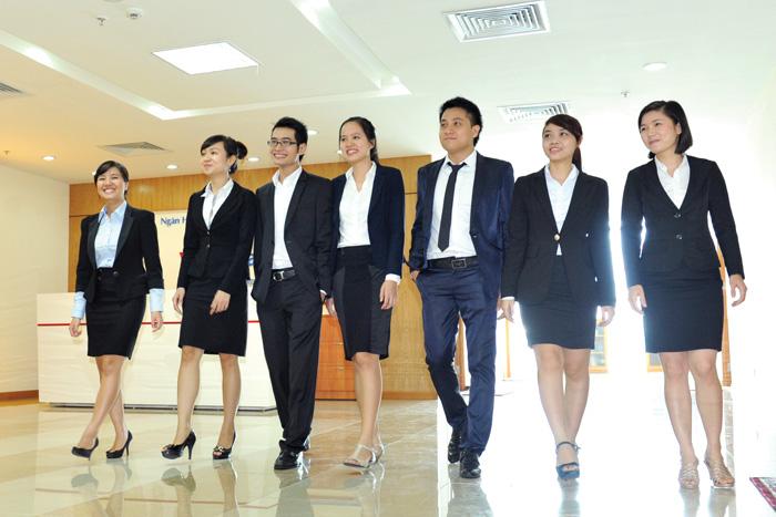 Đồng phục ngân hàng ViettinBank