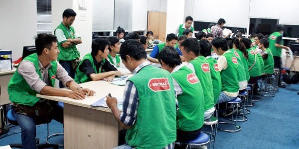 May đồng phục cho nhân viên giao hàng giá rẻ tại TPHCM 2
