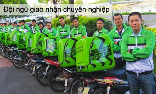 May đồng phục cho nhân viên giao hàng giá rẻ tại TPHCM 3