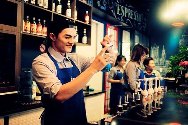 Tạp dề cho Barista, Bartender