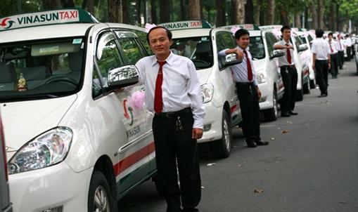 Đồng phục tài xế taxi Vinasun