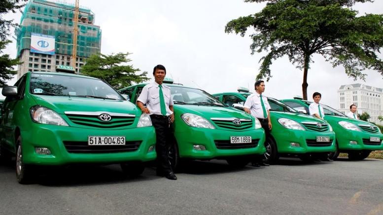 Đồng phục tài xế taxi Mai Linh