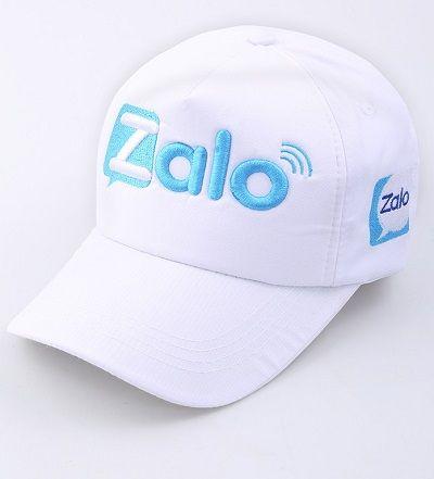 Quảng cáo thương hiệu với nón kết quà tặng khách hàng 2