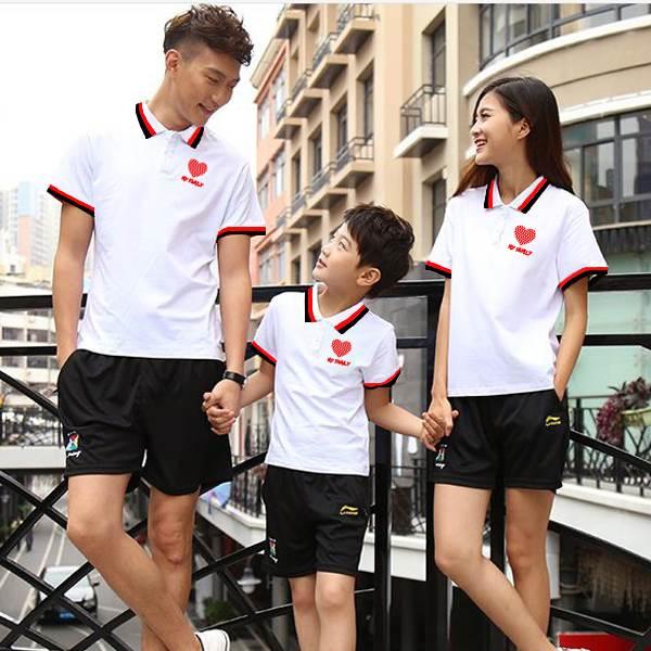 May áo đồng phục gia đình đẹp giá rẻ tại TPHCM 7