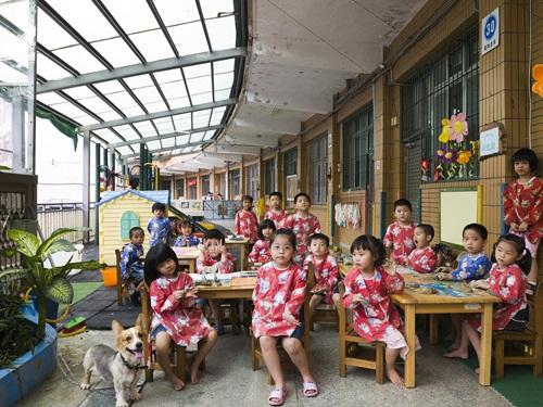 Đồng phục học sinh Đài Loan