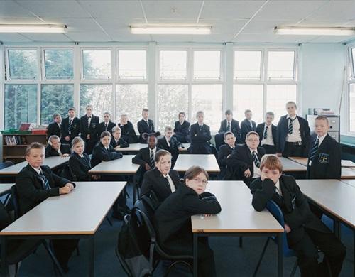 Đồng phục học sinh Anh