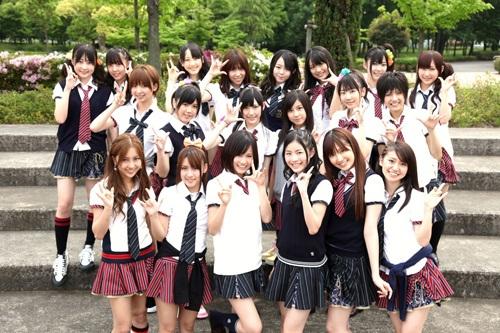 Đồng phục học sinh nữ sinh Nhật Bản