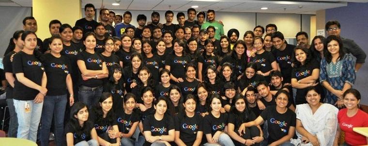 áo đồng phục nhân viên google