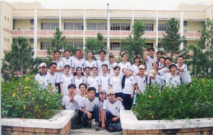Đồng phục của trường Đại học Khoa học Tự nhiên TPHCM