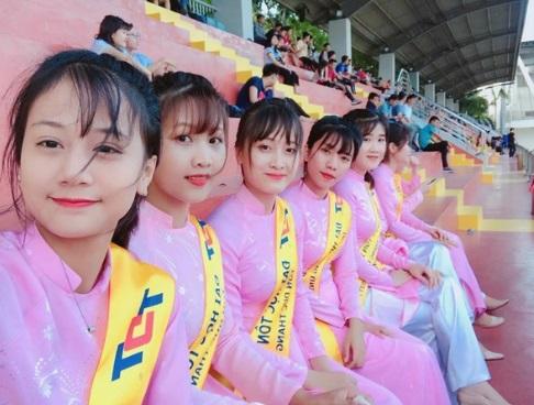 Đồng phục của trường Đại học Tôn Đức Thắng 1