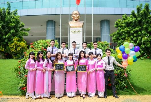 Đồng phục của trường Đại học Tôn Đức Thắng