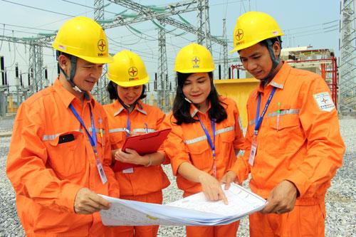 quần áo bảo hộ ngành điện