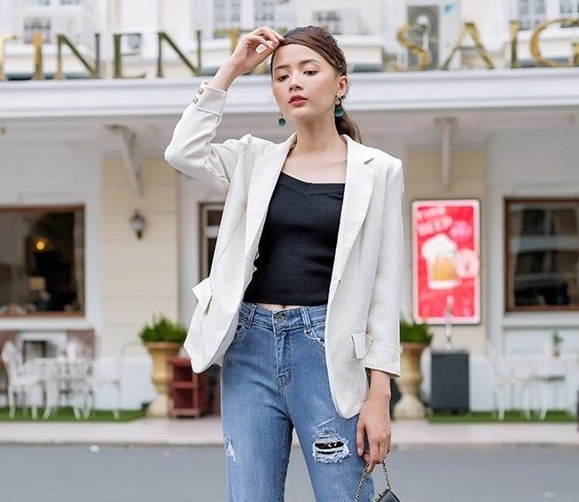Áo Blazer Cách phối đồ đẹp thanh lịch