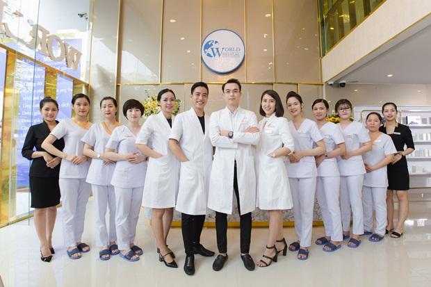 áo bảo hộ y tế sắc đẹp và sức khỏe World Medical